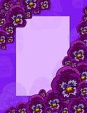 Einige Blumen Lizenzfreie Stockfotos