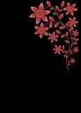 einige Blumen Stockbilder