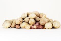 Erdnüsse Lizenzfreie Stockfotos