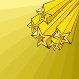 Einige Sterne Lizenzfreie Stockbilder