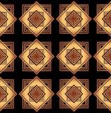 einiges geometrisches figur Lizenzfreie Stockbilder
