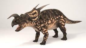 Einiosaurus-δεινόσαυρος Στοκ εικόνα με δικαίωμα ελεύθερης χρήσης