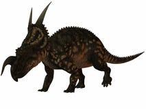 Einiosaurus-3D Dinosaurus Royalty-vrije Stock Afbeelding