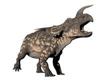 Einiosaurus dinosaur - 3D render Royalty Free Stock Image