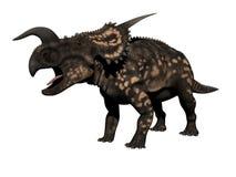 Einiosaurus dinosaur - 3d render Stock Photography
