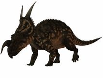einiosaurus för dinosaur 3d Royaltyfri Bild