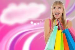 Einkauf Stockbild
