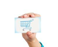 Einkauf Lizenzfreie Stockbilder