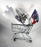 Einkauf für Investitionen Lizenzfreies Stockbild