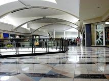 Einkauf am Mall Stockbilder
