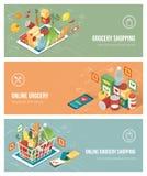 Einkauf online Lizenzfreie Stockbilder