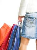 Einkaufen Lizenzfreies Stockfoto