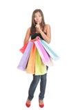 Einkaufen stockfotografie