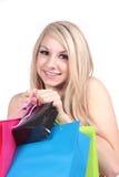Einkaufen. Lizenzfreie Stockfotografie