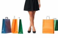 Einkaufen Lizenzfreie Stockbilder