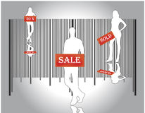 Einkaufen Lizenzfreie Stockfotografie