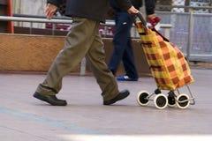 Einkaufen Stockfoto