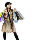 Einkaufen! Lizenzfreies Stockbild