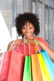 Einkaufen! Lizenzfreies Stockfoto
