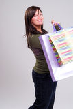 Einkaufen-Beutel Lizenzfreies Stockfoto