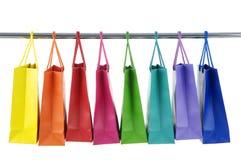 Einkaufen-Beutel Stockbilder