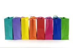 Einkaufen-Beutel stockbild