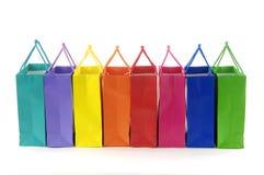 Einkaufen-Beutel stockfotos