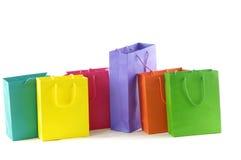 Einkaufen-Beutel lizenzfreie stockfotografie