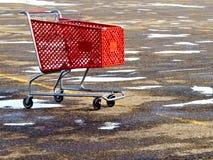 Einkaufen Cafrt Lizenzfreies Stockbild
