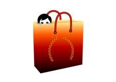 Einkaufen-Fantasie Lizenzfreie Stockfotografie