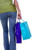 Einkaufen-Gelage Lizenzfreie Stockfotos