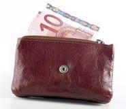 Einkaufen-Geld Lizenzfreie Stockbilder