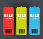 Einkaufen-Karten Lizenzfreie Stockfotos