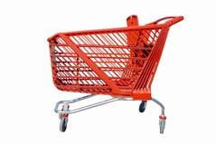 Einkaufen-Laufkatze Lizenzfreie Stockbilder