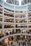Einkaufen-Masse Lizenzfreie Stockbilder