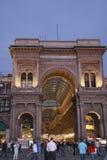 Einkaufen-Säulengangmitte-Galerie Sieger Emmanuel Lizenzfreie Stockbilder