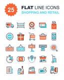 Einkaufen und Einzelhandel Lizenzfreie Stockbilder