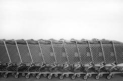 Einkaufen-Wagen Lizenzfreie Stockbilder