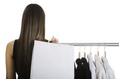 Einkaufen-Zeit stockfoto