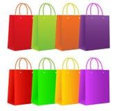 Einkaufenbeutel Lizenzfreies Stockfoto