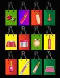 Einkaufenbeutel Lizenzfreies Stockbild