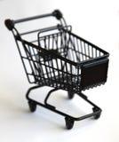 Einkaufenlaufkatze Lizenzfreie Stockfotos