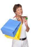 Einkaufenzeit Stockbilder
