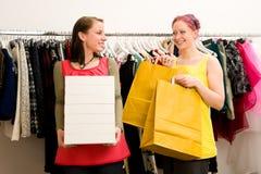 Einkaufenzeit lizenzfreies stockfoto