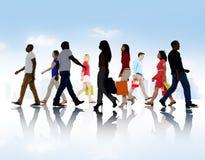 Einkaufskauf-Privatkunde-Verbraucher-Verkaufs-Konzept lizenzfreie stockbilder