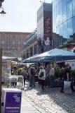 Einkaufsstraßenbilder von Camden-Stadt lizenzfreies stockbild