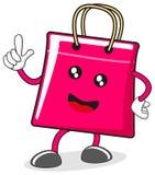 Einkaufstasche lizenzfreie abbildung