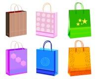 Einkaufstaschen Lizenzfreie Stockfotos