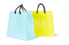 Einkaufstaschen Stockbild
