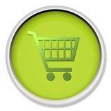Einkaufswagen Lizenzfreies Stockbild